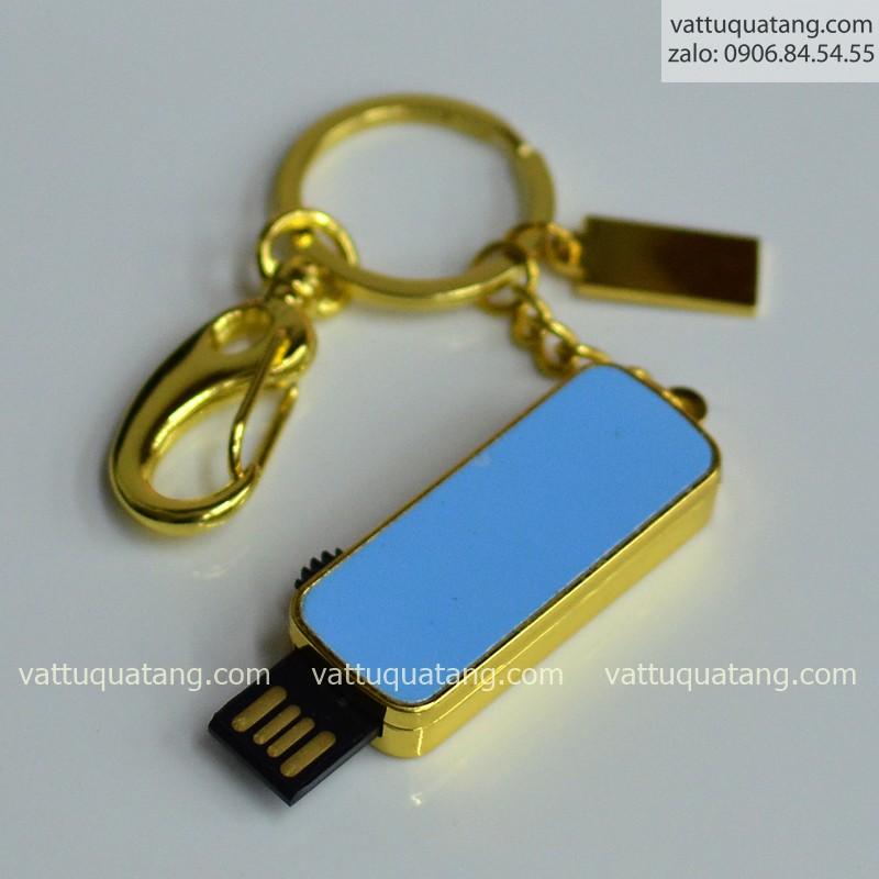 Phôi USB chữ nhật – in chuyển nhiệt 2D
